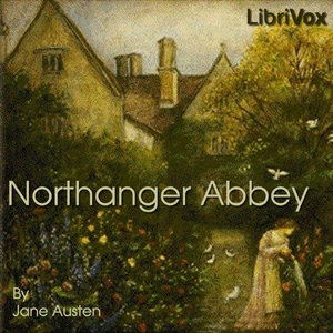 Northanger Abbey(219) by Jane Austen audiobook cover art image on Bookamo