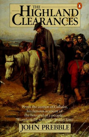 The Highland clearances by Prebble, John