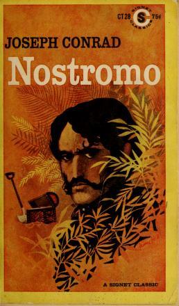 Cover of: Nostromo   Joseph Conrad